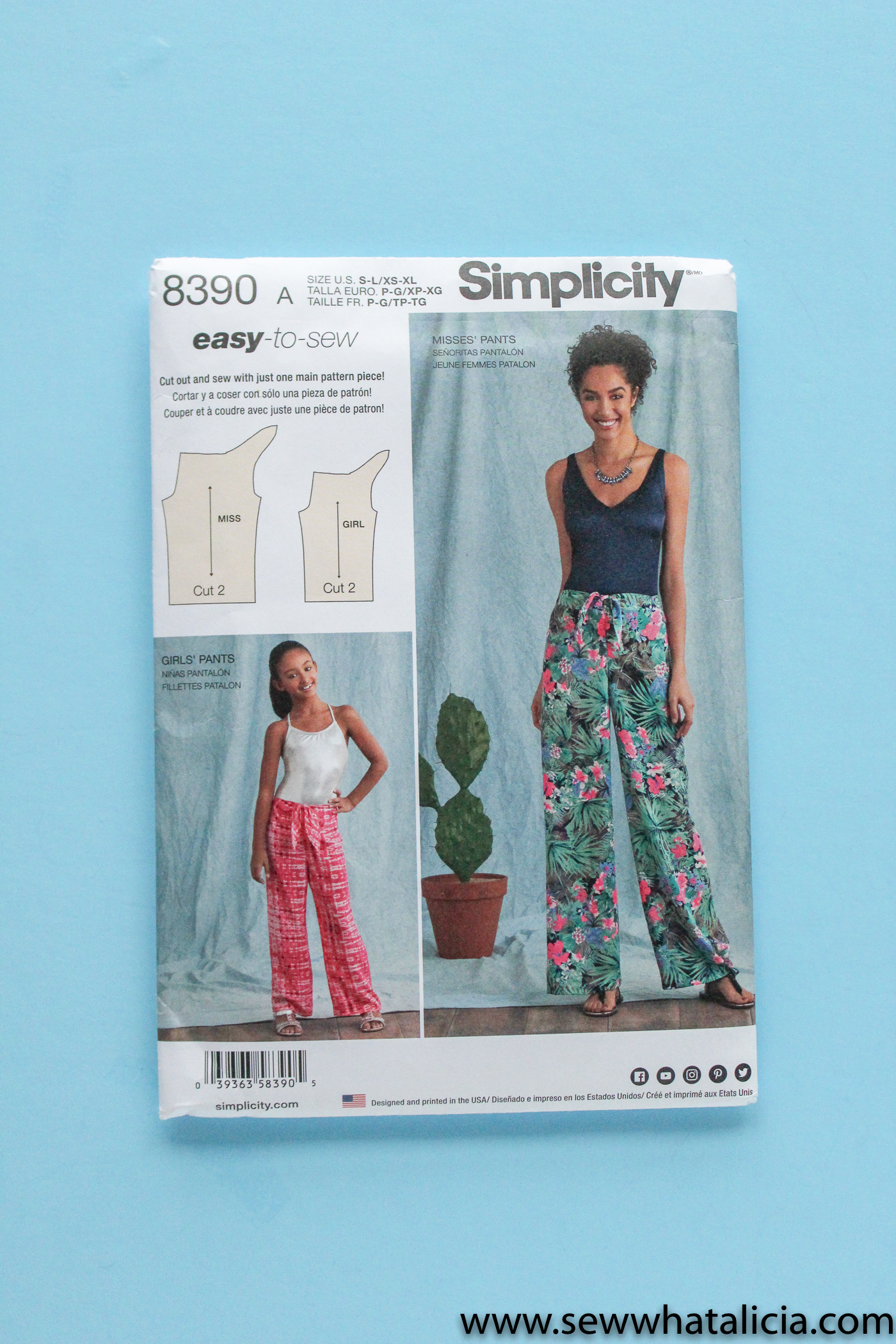 How To Read A Sewing Pattern: Reading These Patterns Can Be So Complicated.  They