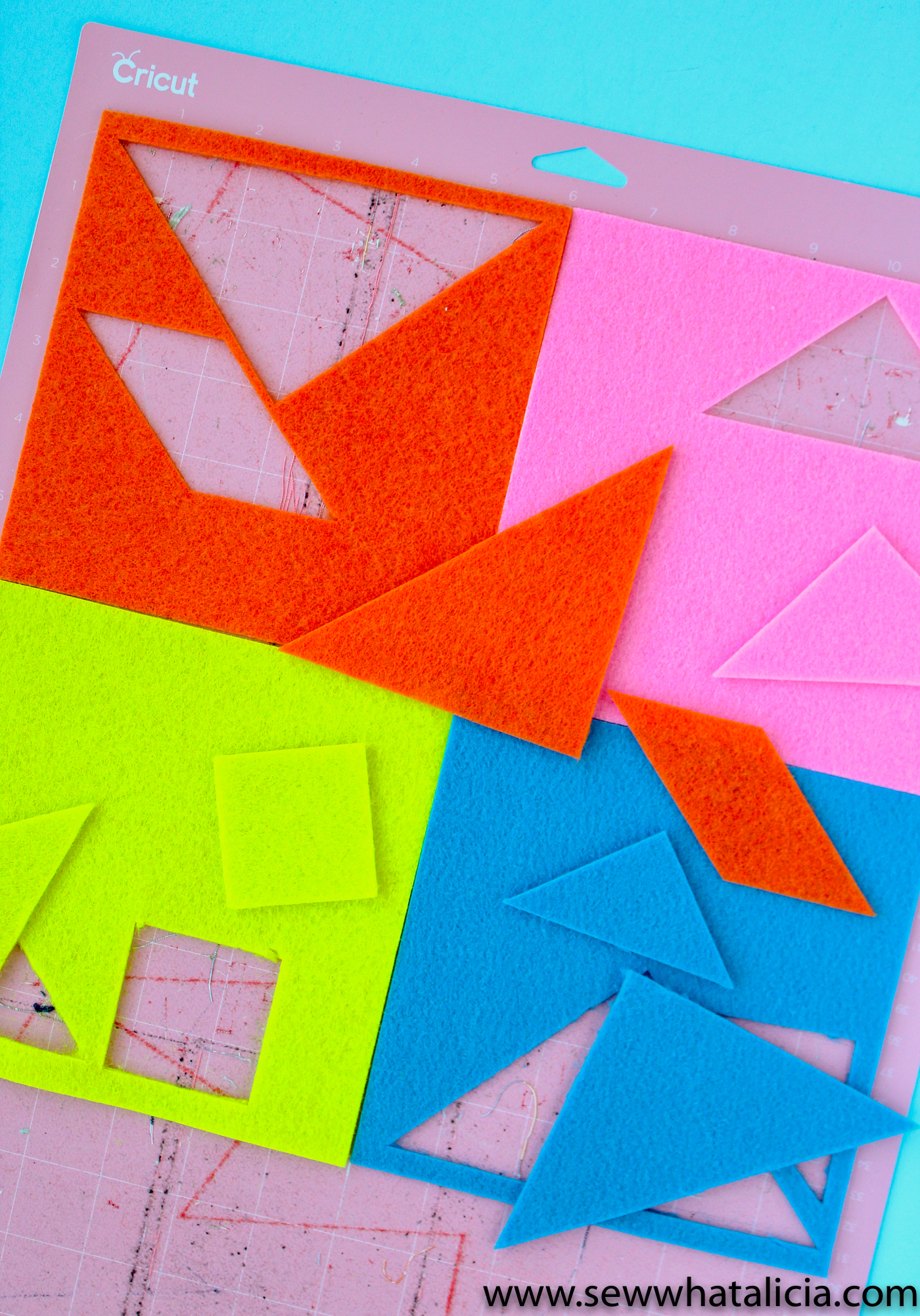 photo about Tangrams Printable Pdf named Cuttable and Printable Tangrams PDF - Sew What, Alicia?