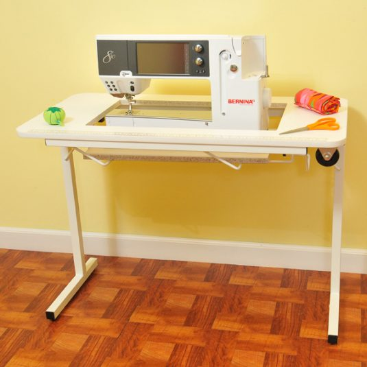 Best Sewing Machine Cabinet: Gidget II| www.sewwhatalicia.com