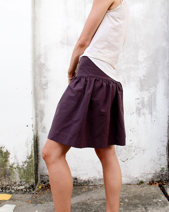Skirt Sewing Patterns for Women and Girls: Drop Skirt   www.sewwhatalicia.com