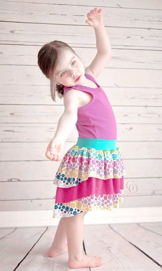 Skirt Sewing Patterns for Women and Girls: Ballerina Skirt | www.sewwhatalicia.com