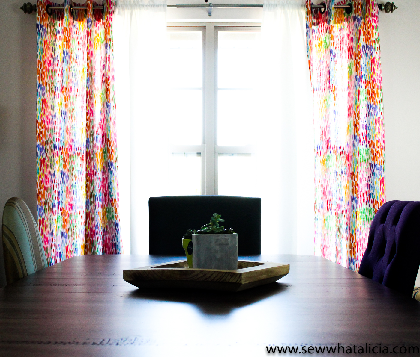 How To Make Curtains With Grommets