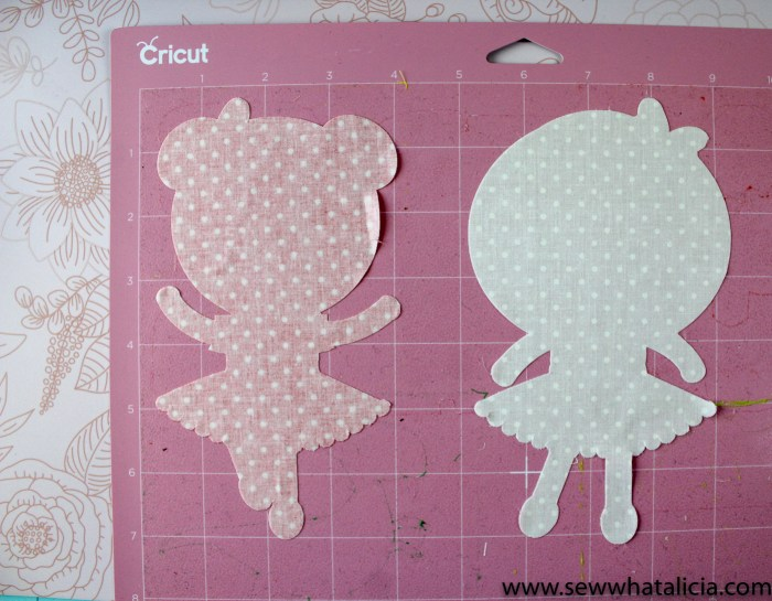 How to Cut Fabric with Cricut: If you are not sure which Cricut to use for cutting fabric this is the post for you. Here are all my tips and tricks for using the different machines to cut fabric. | www.sewwhatalicia.com