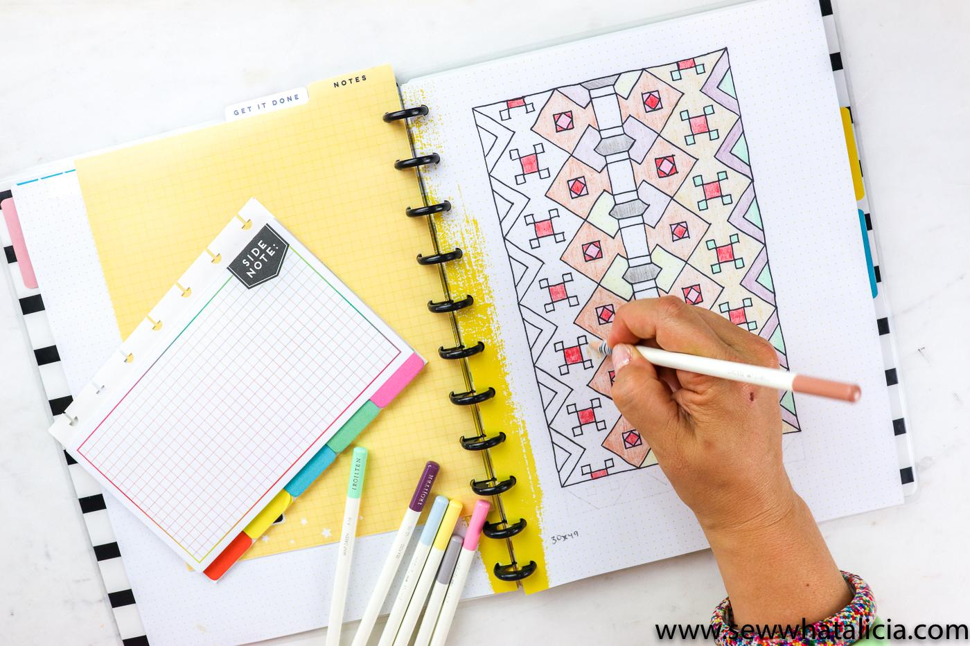 Happy Planner DIY Planner Accessories - Easy Felt Paperclips -