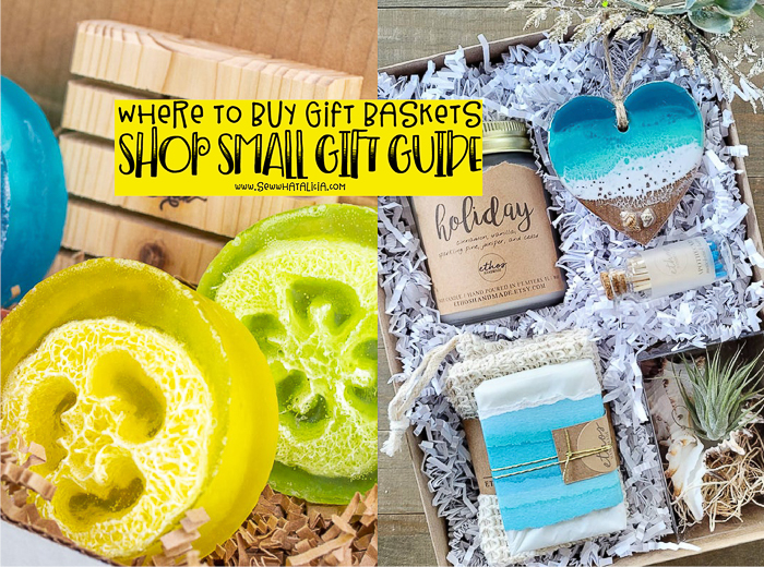 Where to Buy Gift Baskets – Holiday Gift Guide