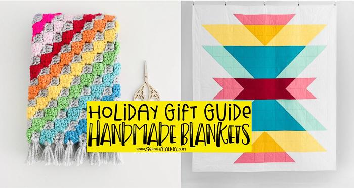 Handmade Blankets – A Gift Guide