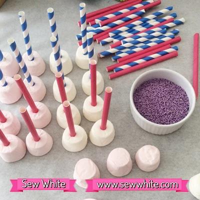 Sew White chocolate marshmallow bites 2