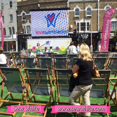 sew white love wimbledon big screen piazza 3