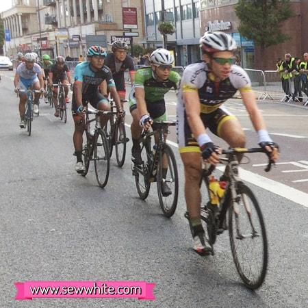 Sew White Ride London 100 Classic 5