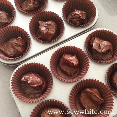Rangemaster cake pops chocolate week Sew White 3