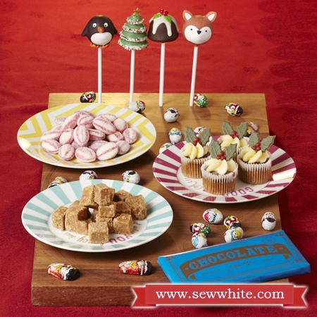 The best sweet treats for food and drink for Christmas 2014