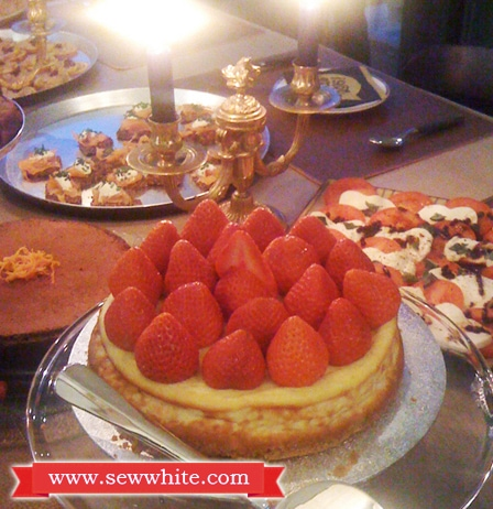 Sew White Foodie Afternoon Tea Party_09