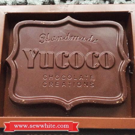 Make your own chocolate bar