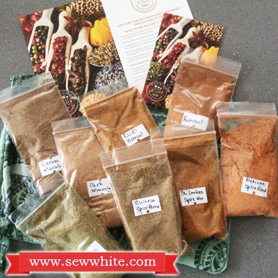 Sew White Spice Kitchen review 1