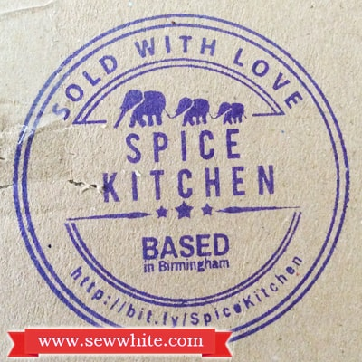 Sew White Spice Kitchen review 2