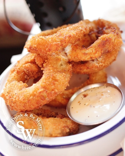 Sew White Burger Shack The Loft Wimbledon review 2