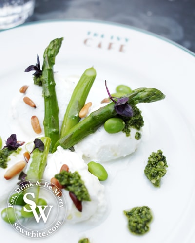 Sew White Sewwhite The Ivy Cafe Wimbledon review at a glance 1