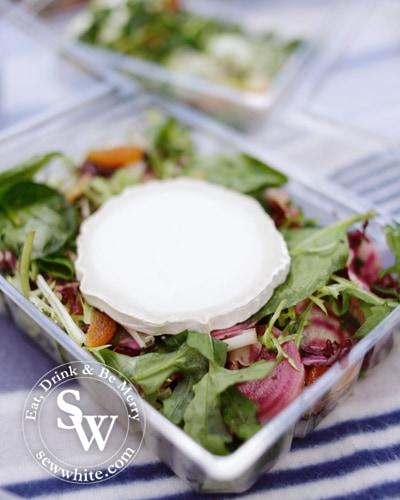 Sew White sewwhite Carluccios picnic 5