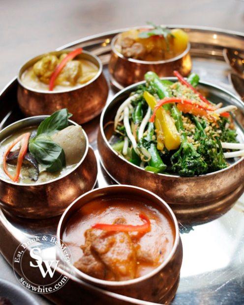 Sew White Yum Sa Putney Review Thai London 1