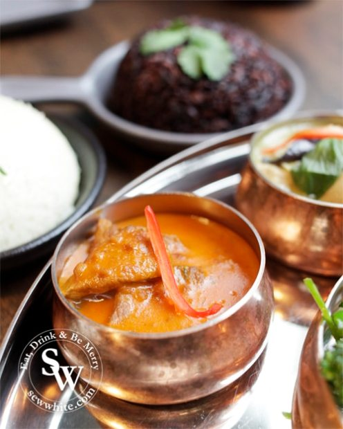 Sew White Yum Sa Putney Review Thai London 16