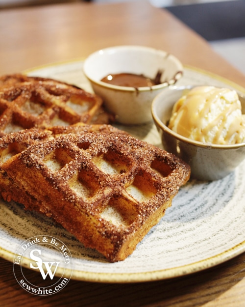 wafflemeister sweet waffles
