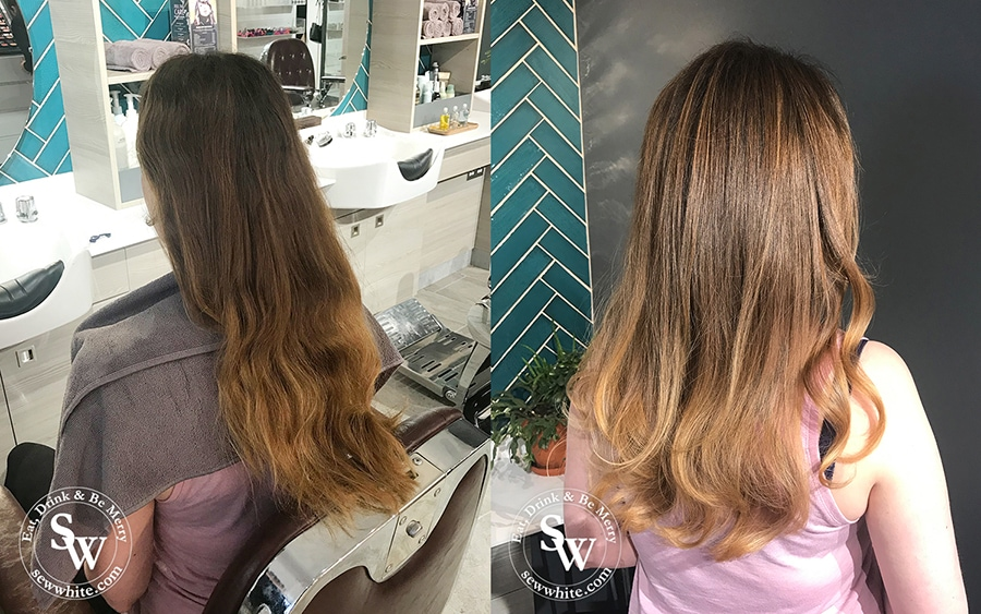 Gina Conway Blow Dry Bar at Elys Urban Beauty perfect for Christmas gifting in the Top 5 Best Gifts for Women 2019 - Christmas Gift Guide