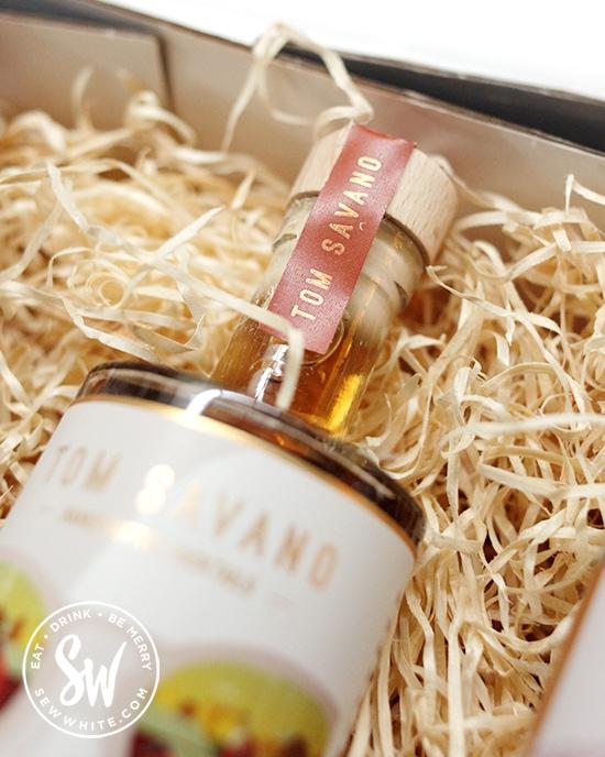 Tom Savano gift box
