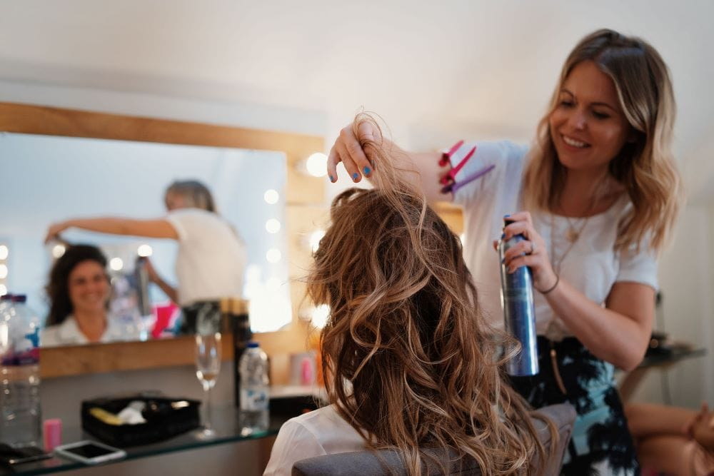 Top hair care tips for spring with Roxy Farrier