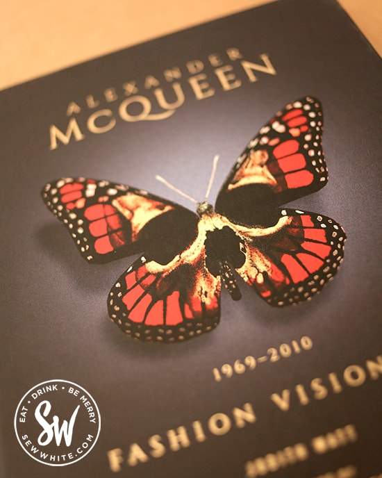Alexander McQueen book in the Mother's Day Gift Guide