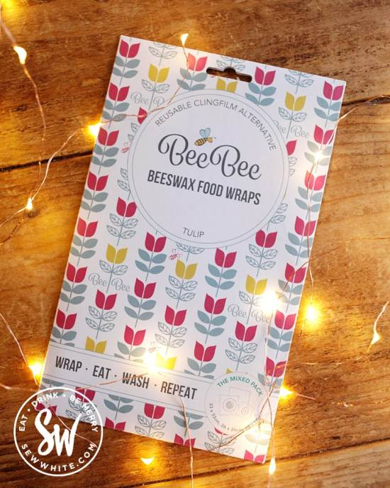 BeeBee wraps in the Be Merry guide