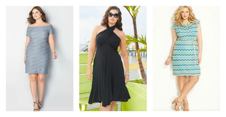 10 FREE Plus Size Summer Dress Patterns