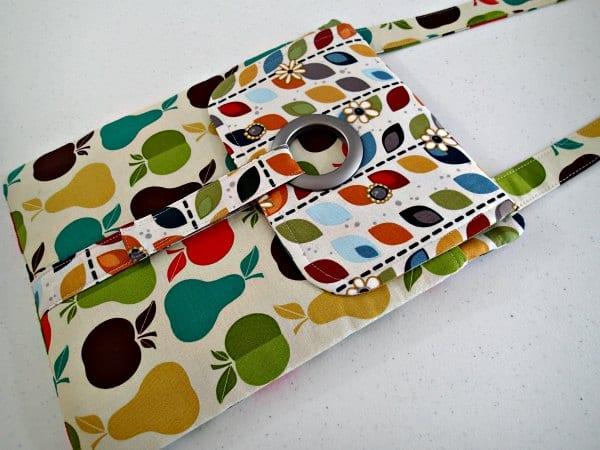 Multi-purpose Tablet Bag Pattern