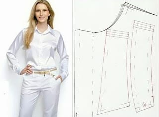 button_down_shirt_free_pattern