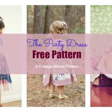 little girls dress pattern