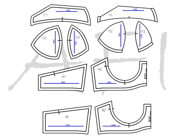 Sewing Bra Pattern Free: Maya Bra - My Handmade Space