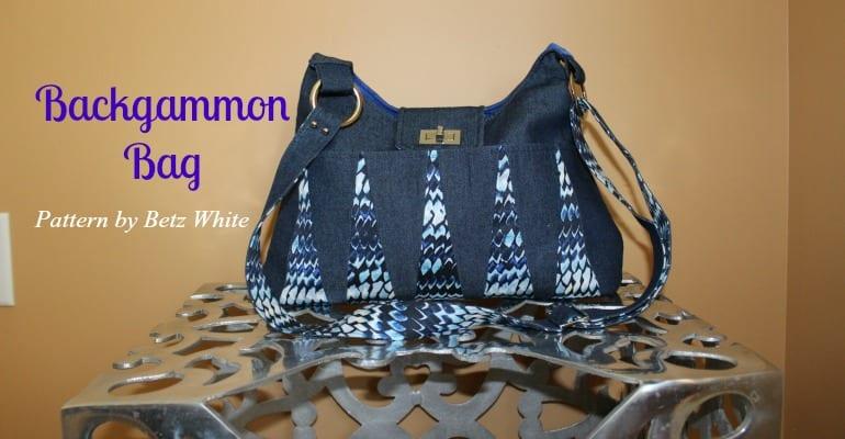 Backgammon Bag