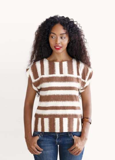 Boxy Top Free Sewing Pattern