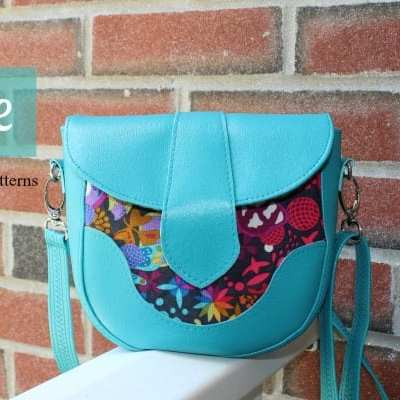Dollie mini crossbody bag