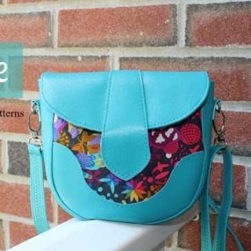 Dollie mini crossbody bag