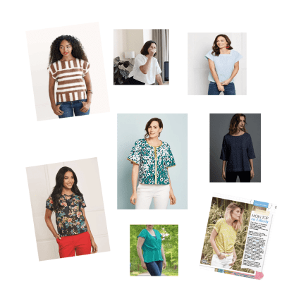 Free Top Woven Patterns