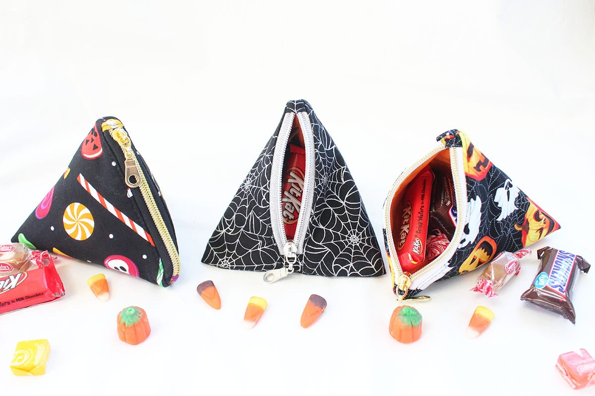 DIY Halloween Treat Bags – Tutorial