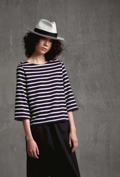 Paula Blouse Free Sewing Pattern