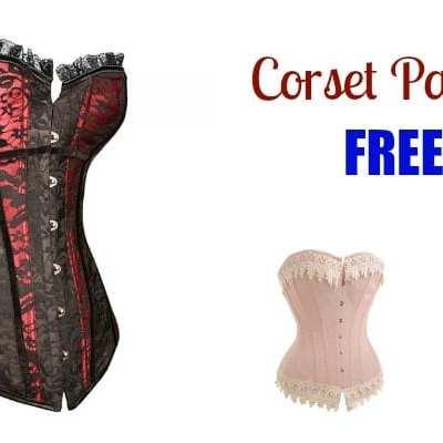 free corset pattern