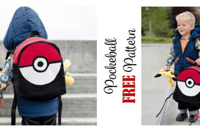 pockeball-free-pattern