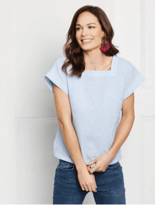 boxy top free sewing pattern