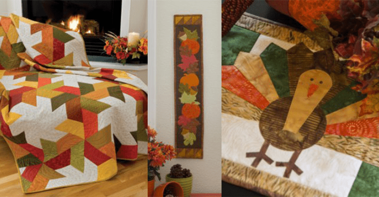 Fall Quilting Patterns FREE