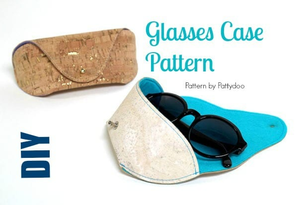 glasses case pattern