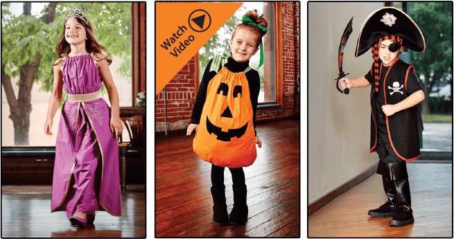 5bee0d04b Witch Costume Pattern Free   Costume Sewing Patterns FREE Sc 1 St My ...