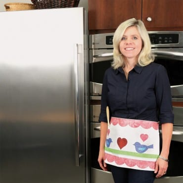 Lovebirds Apron Pattern FREE