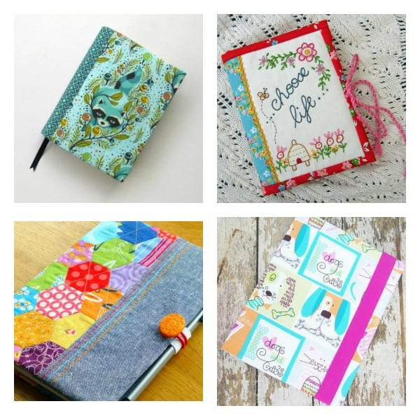 Notebook Cover Pattern FREE